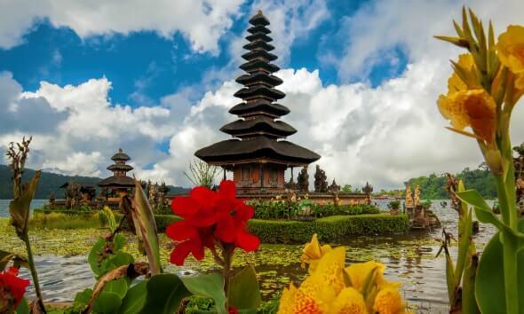 Kelione i Bali Santitravels