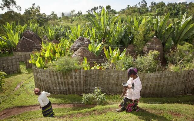 Kelione i Etiopija