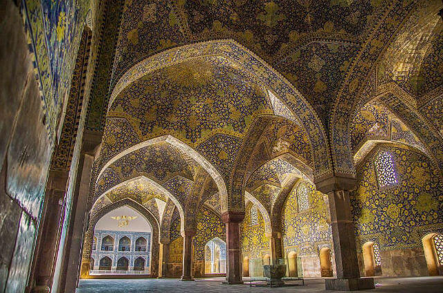Egzotine kelione i Irana