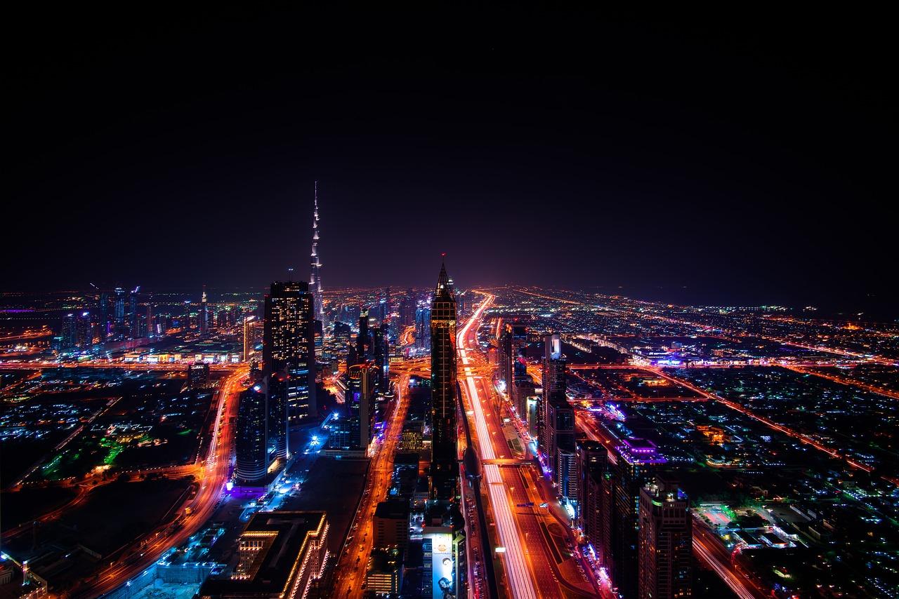 Dubajus kelionės