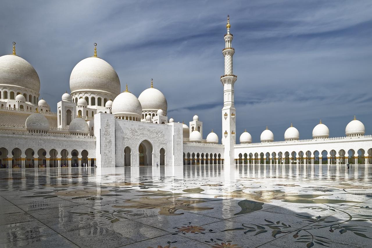 Sheikh Zayed mečetė