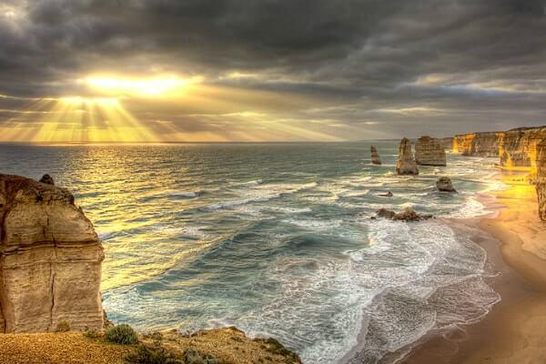 Kelione i Australija