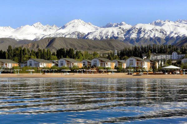 Kelione i Kirgizstana. Egzotines keliones