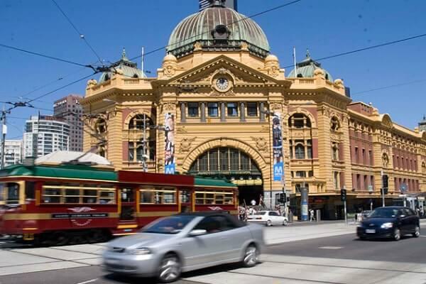 Melburno miestas