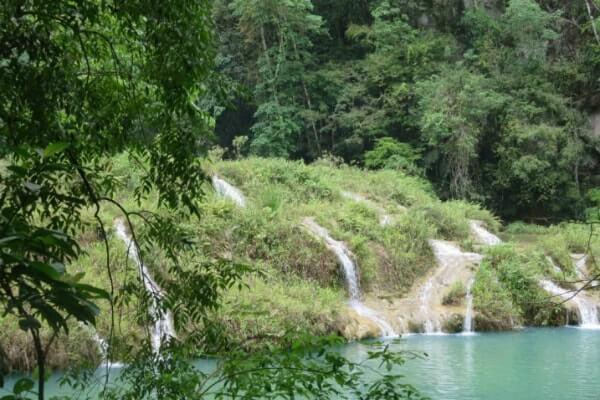Keliones i Gvatemala
