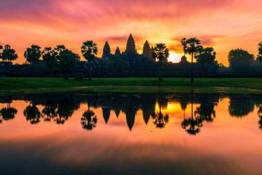 Kelione i Kambozda