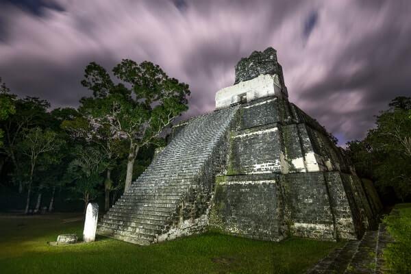 Kelione i Gvatemala