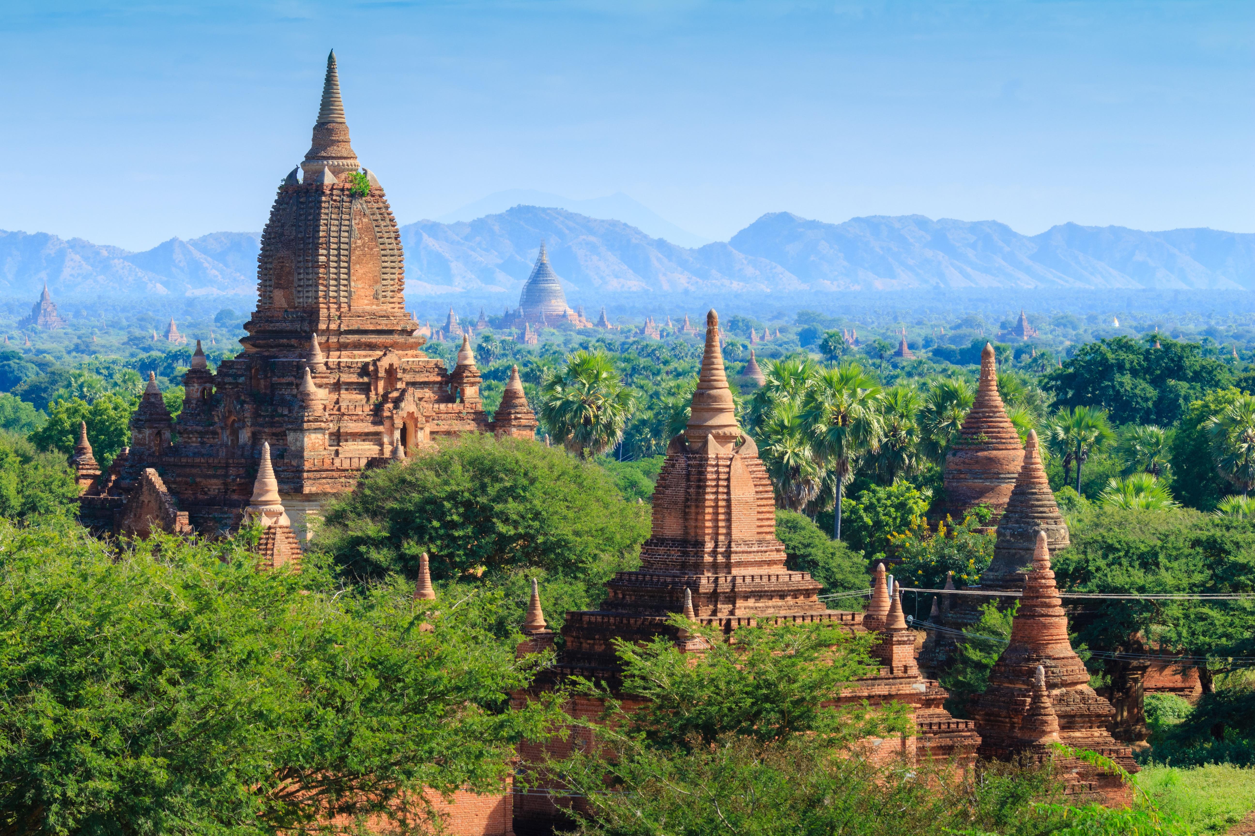 egzotines keliones, kelione i mianmara