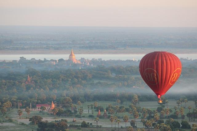 kelione i mianmara, egzotines keliones