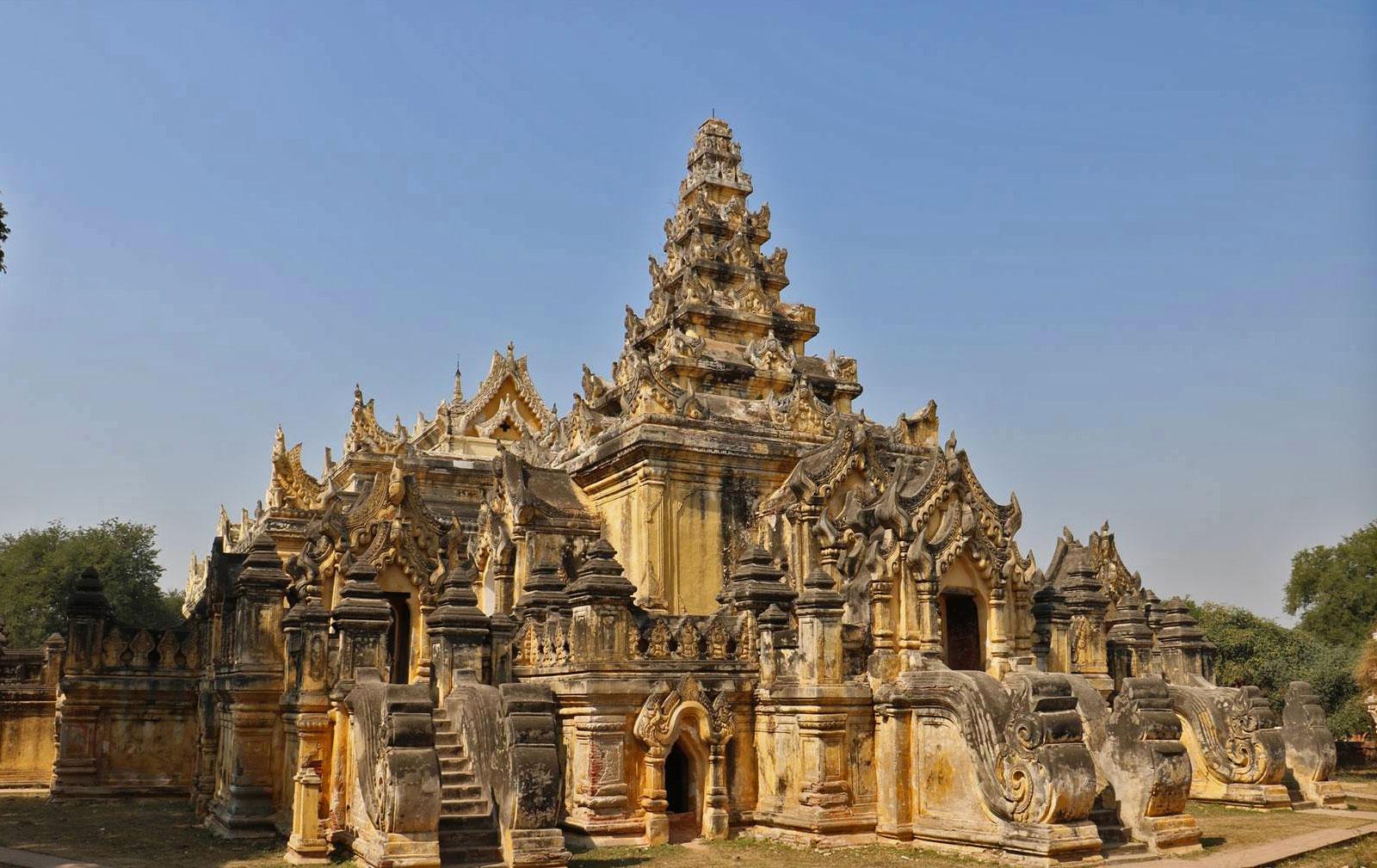 kelione i mianmara