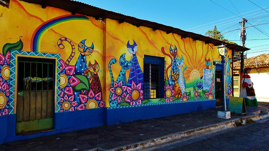 kelione i gvatemala, kelione i amerika