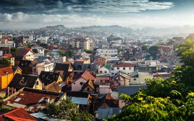 Kelione i Madagaskara. Egzotines keliones