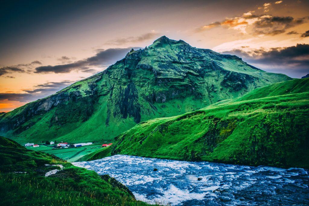 Kelione i Islandija