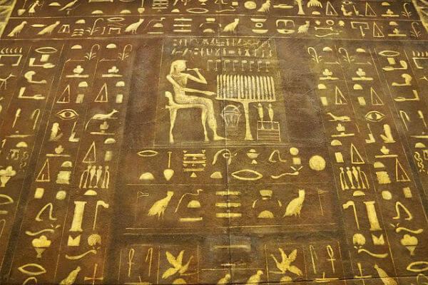 Ka pamatyti Egipte