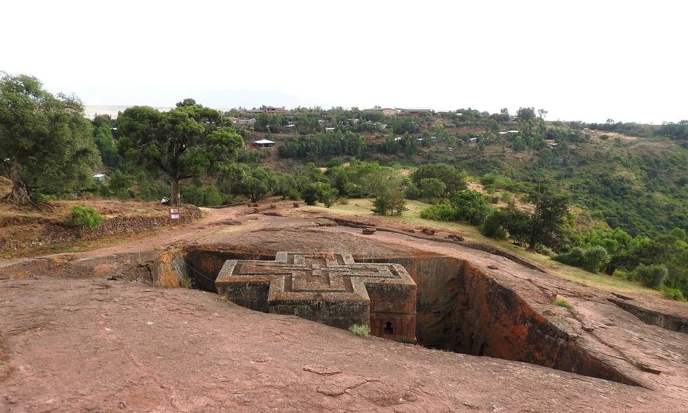 Kelionės į Etiopiją