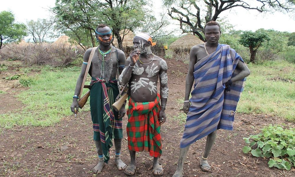 Lankytinos vietos Etiopijoje