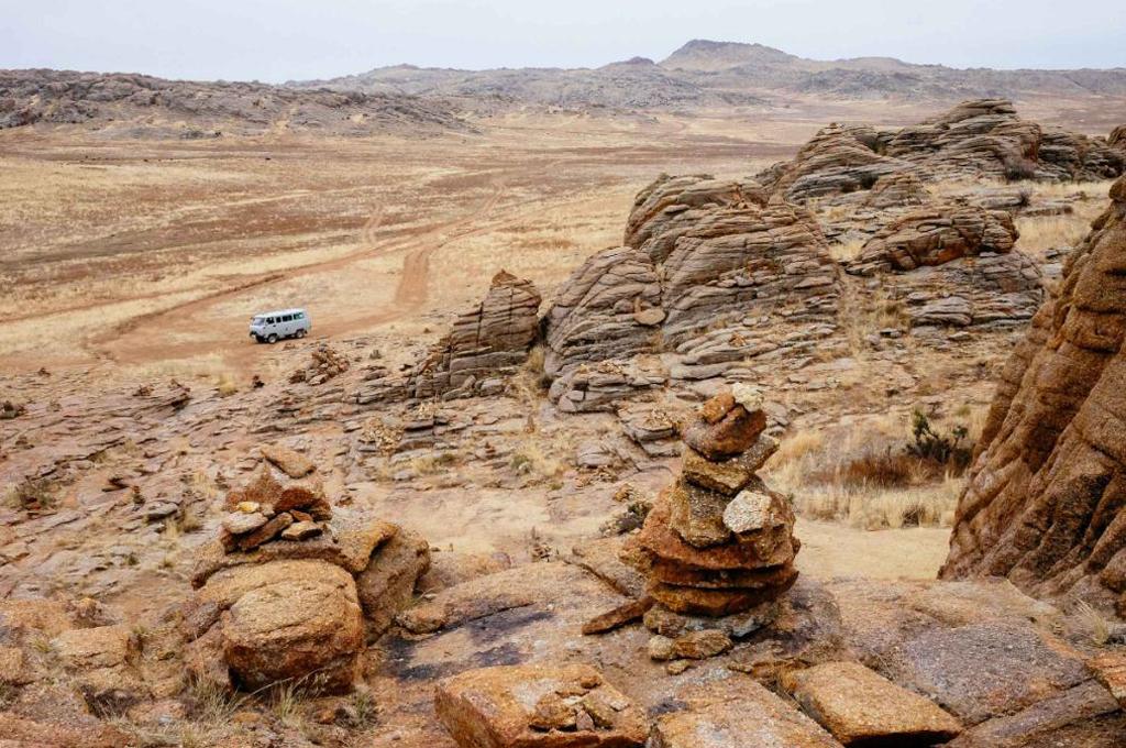 kelione i mongolija