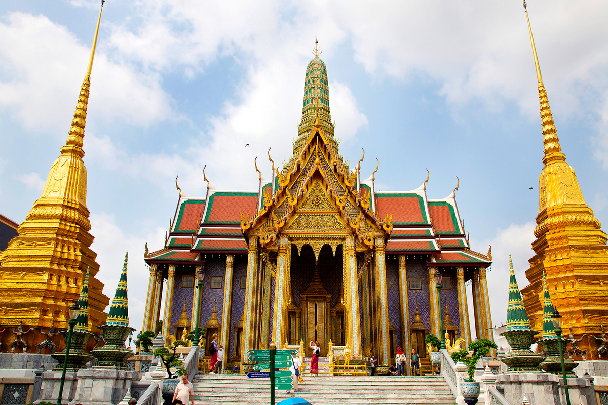 kelione i tailanda