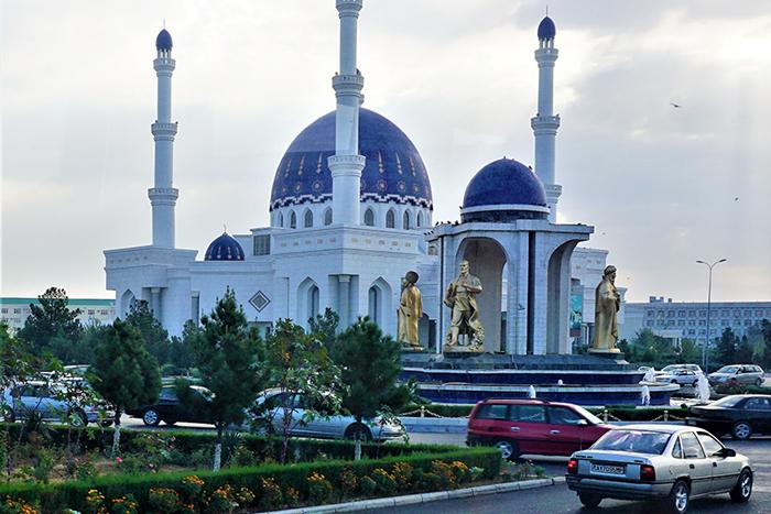 kelione i turkmenistana, egzotines keliones