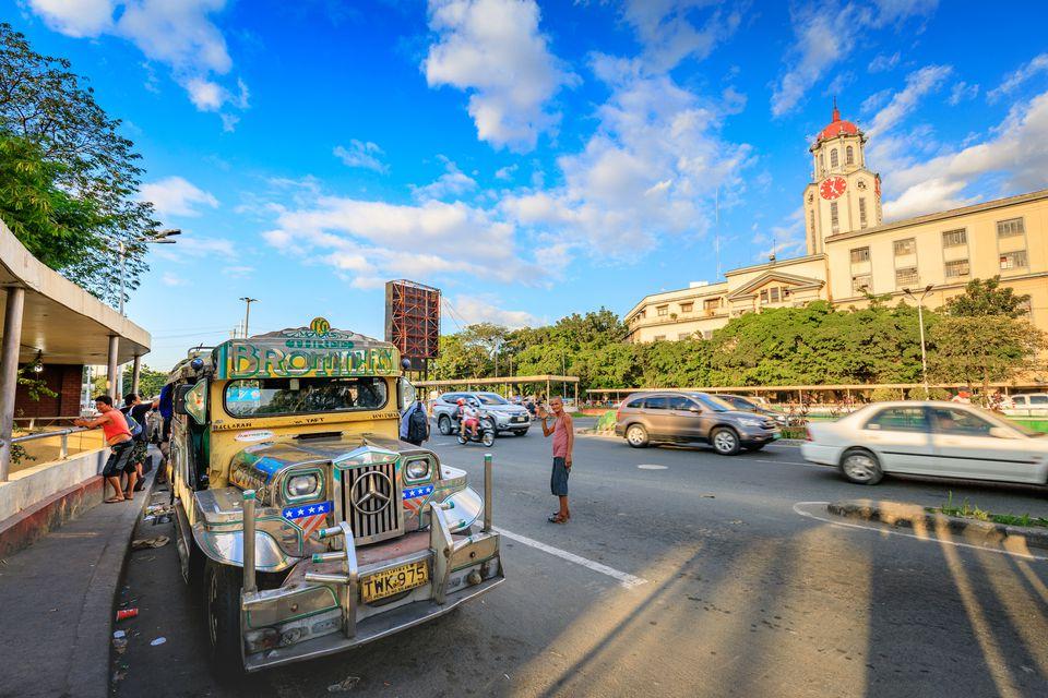 kelione i filipinus
