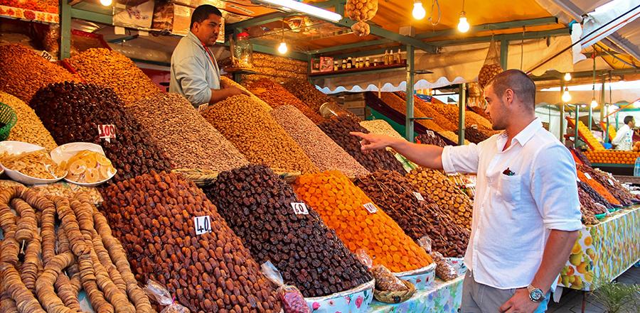 kelione i maroka