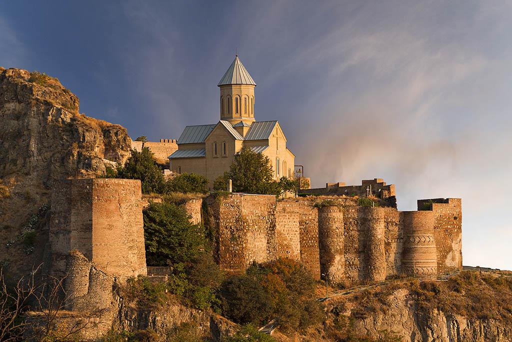 kelione i gruzija