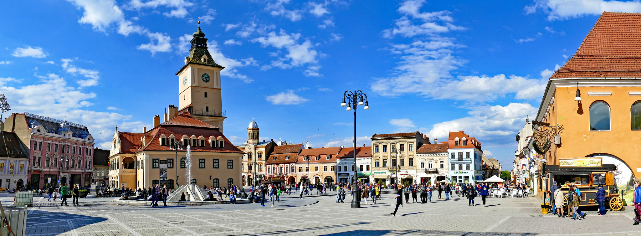 kelione i rumunija
