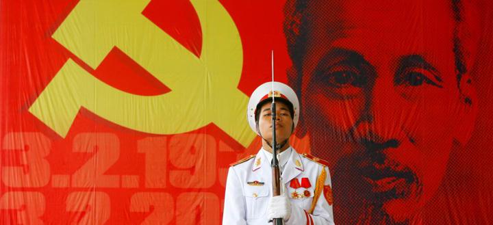 komunizmas vietname
