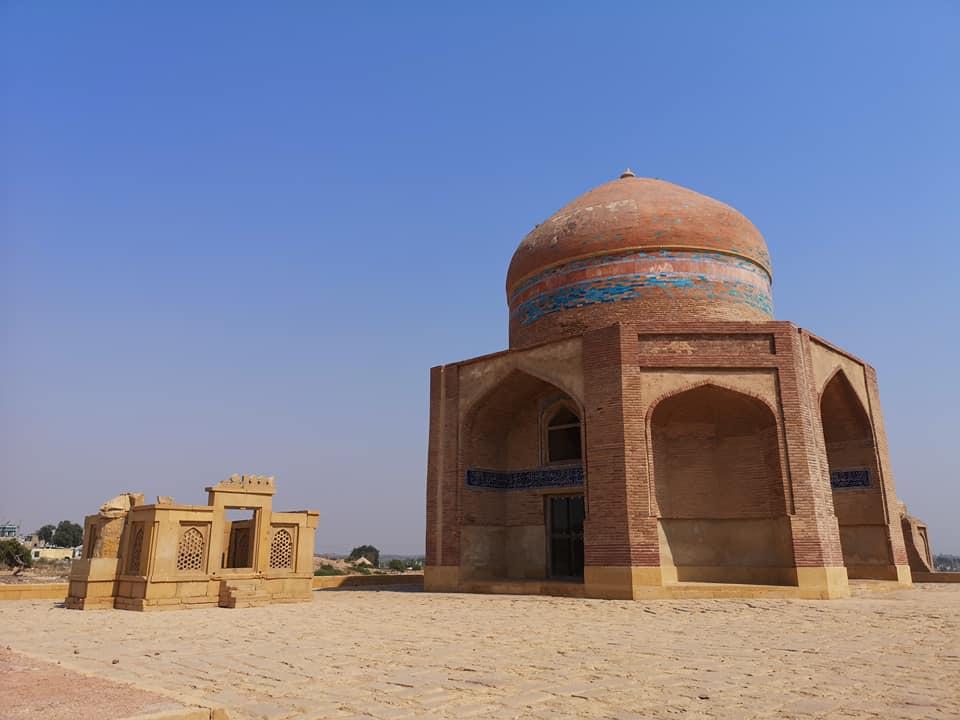 kelione i Pakistana